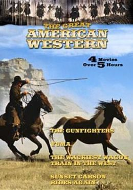 Great American Western, Vol. 17