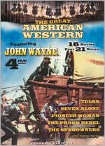 Great American Westerns, Vol. 4: John Wayne