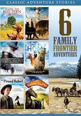 6-Film Family Frontier Adventures