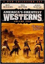America's Greatest Westerns, Vol. 5