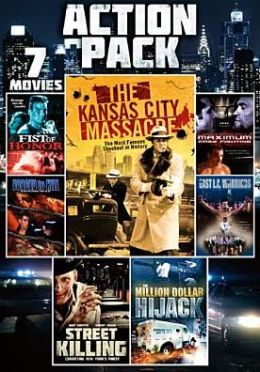 7-Movie Action Pack
