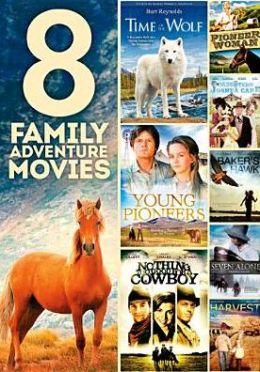 8 Family Adventure Movies