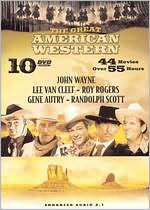 Great American Westerns, Vols. 1-10