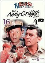 Andy Griffith Show, Vols. 1-4