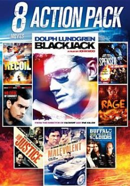 8-Movie Action Pack