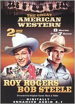 Great American Western, Vol. 12: Roy Rogers/Bob Steele