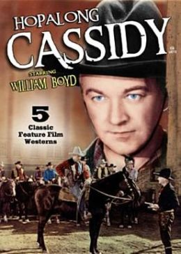 Hopalong Cassidy 3 / (B&W)