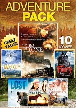 10-Movie Adventure 3 (2pc) / (Full)