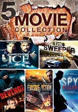 5-Movie Action Collection 3