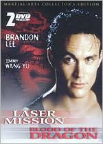 Laser Mission/Blood of the Dragon