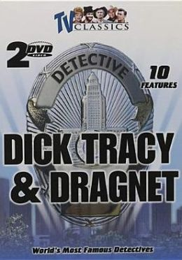 World's Most Famous Detectives, Vols. 2 & 3: Dick Tracy & Dragnet