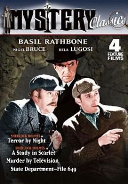 Mystery Classics, Vol. 4