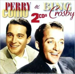 Perry Como and Bing Crosby