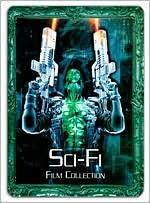 Sci-Fi Film Collection (4pc)