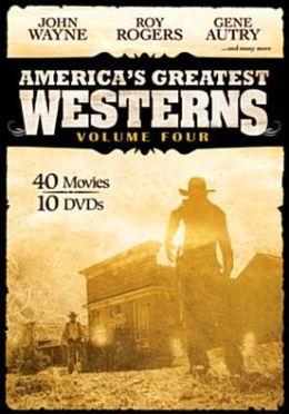 America's Greatest Westerns, Vol. 4