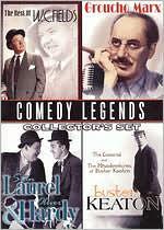Comedy Leggends Collector's Set (2pc) / (Slip)