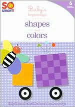So Smart!: Baby's Beginnings - Shapes/Colors
