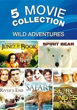5 Movie Collection: Wild Adventures