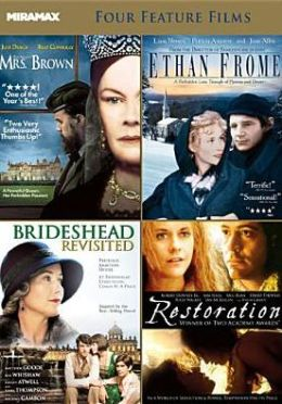 Mrs. Brown/Ethan Frome/Brideshead Revisited/Restoration