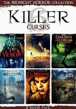 Midnight Horror Collection: Killer Curses