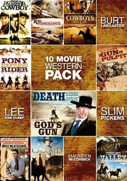 10 Movie Western Pack, Vol. 2