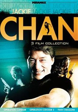 Jackie Chan 3 Film Collection: Operation Condor/Operation Condor 2/Twin Dragons