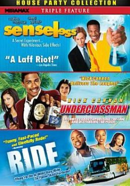 House Party Collection: Senseless/Ride/Underclassman