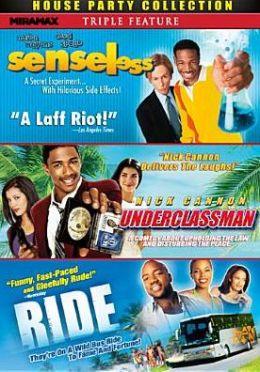 House Party Collection: Senseless/Ride/Underclassman