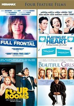 Full Frontal/Playing by Heart/Four Rooms/Beautiful Girls