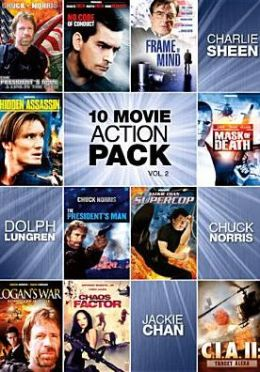 10-Movie Action Pack, Vol. 2