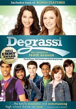 Degrassi: the Next Generation - Season 10, Parts 1 and 2