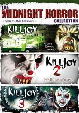 Midnight Horror Collection: Killjoy/Killjoy 2/Killjoy 3