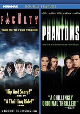 Phantoms/Faculty