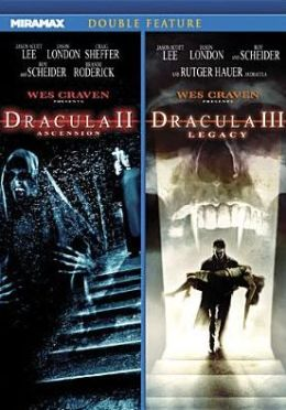Dracula Ii/Dracula Iii