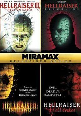 Miramax Hellraiser Series