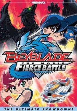 Beyblade the Movie: Fierce Battle