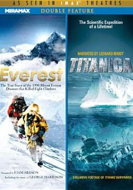 Imax: Everest/Titanica
