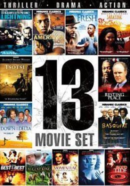 13-Film Set (3pc) / (Full Ws Box)