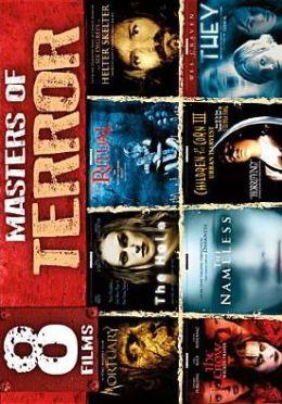 Masters of Terror: 8 Films