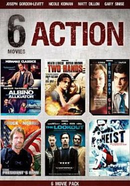 6 Action Movies