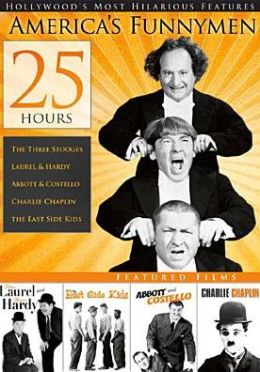 25-Hours of America's Funnymen 1 (4pc) / (Full)
