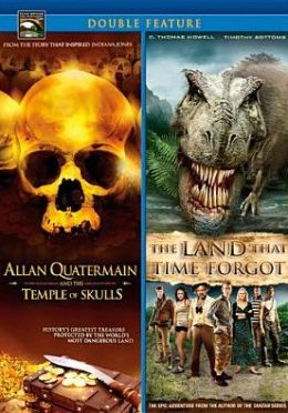 Allan Quatermain and the Temple of Skulls/the Land That Time Forgot