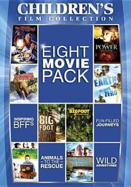 Children's Film Collection: Eight Movie Pack