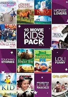 10 Movie Kids Pack, Vol. 3