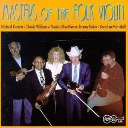 Masters of the Folk Violin [1995]