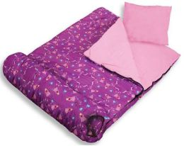 Wildkin 17017 Princess Sleeping Bag
