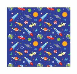 Wildkin 17077 Olive Kids Out of This World Sleeping Bag