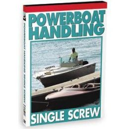 Powerboat Handling: Trailering - Single Screw