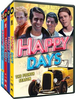 Happy Days: the Complete Seasons 1-4