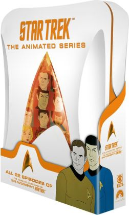 Star Trek The Animated Series: The Animated Adventures Of Gene Roddenberry's Star Trek